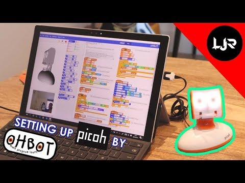 [How To] Set Up Picoh Robot By Ohbot