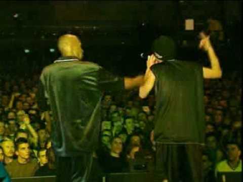 Clip Rap francais Assassin Touche d'espoir live