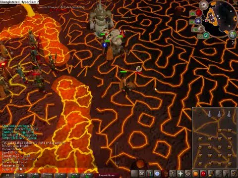 Tzhaar Fight Pits