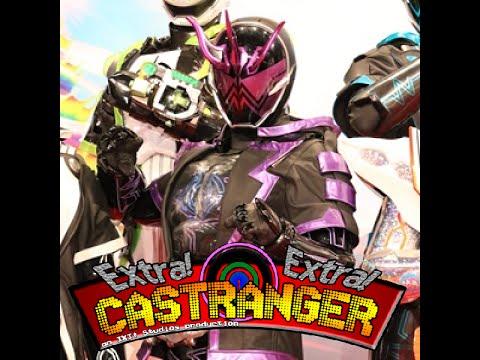 [Extra! Extra! Castranger] Episode 41 - Kamen Rider Dark Specter