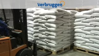 Verbruggen VPM-7 semi Automatic Palletizer