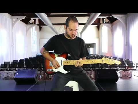 Through It All - Planetshakers (Electric Guitar Tutorial)