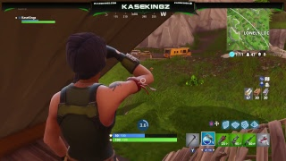 KaseKingz Fortnite Live Stream Giveaway at 1000 Subs