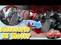 Un Accesorio Mas Al Motor Del Vocho | Tapa Cromada de banda (Raqueta)
