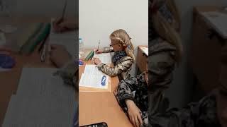 Школа №1 Фрагмент урока по Русскому языку
