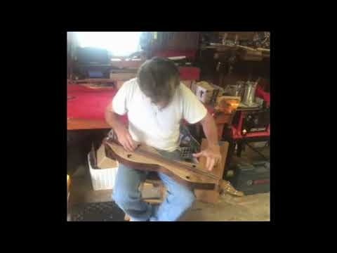 A dulcimer is born