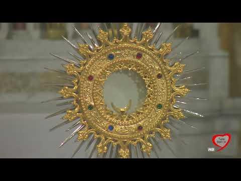 Con il Dio della Vita... Adorazione Eucaristica - 11 Giugno 2020