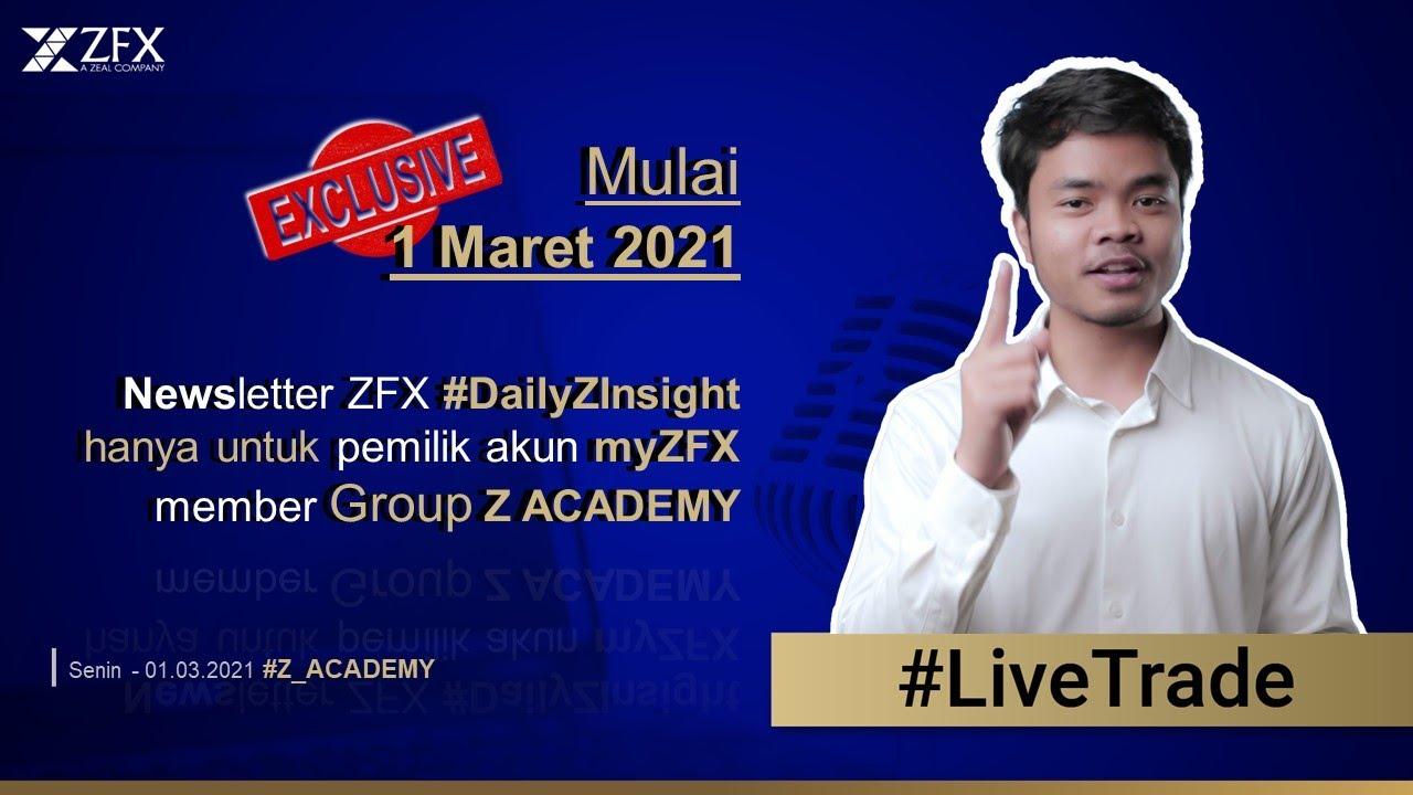 Live Trading ZFX Indonesia - 1 Maret 2021   Belajar ...