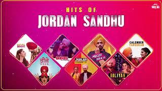 Hits Of Jordan Sandhu   Audio Jukebox   New Punjabi Songs 2019   White Hill Music