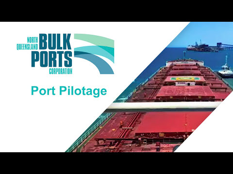 Port of Hay Point - Marine Pilotage
