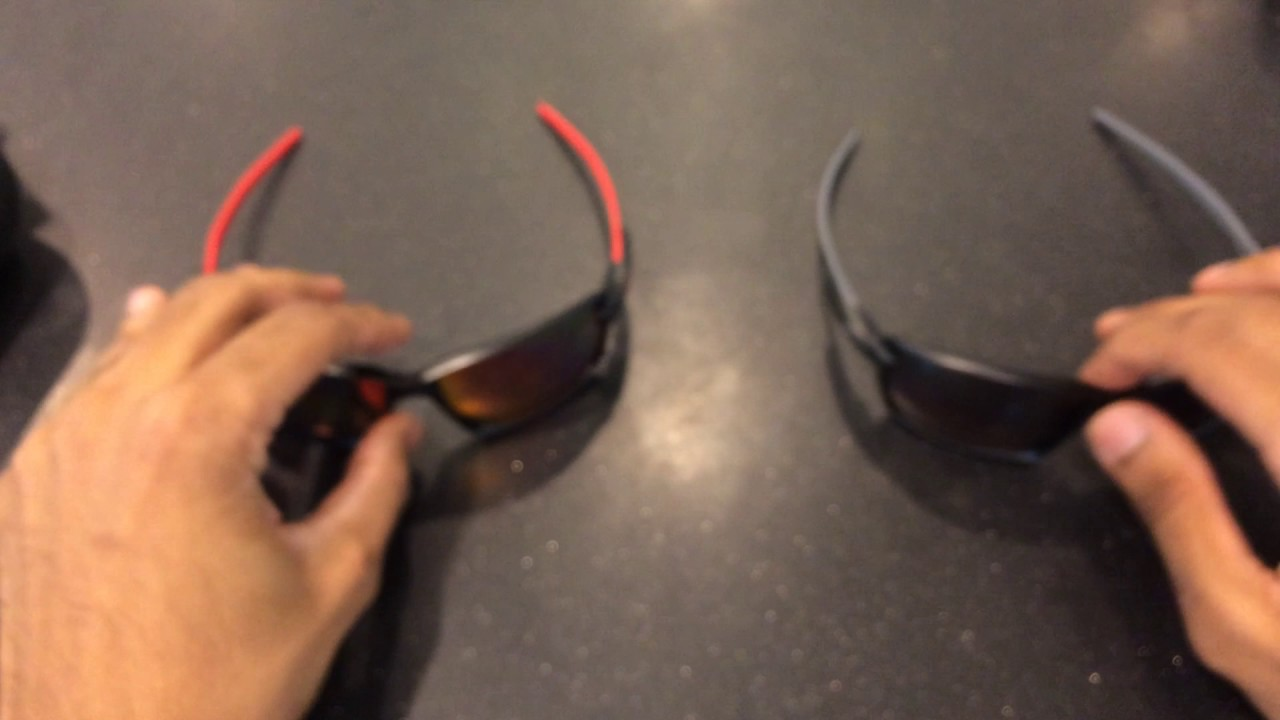 87af50bbd3 Oakley Carbon Shift Review Prizm   Polarized (part 2) of 2 - YouTube
