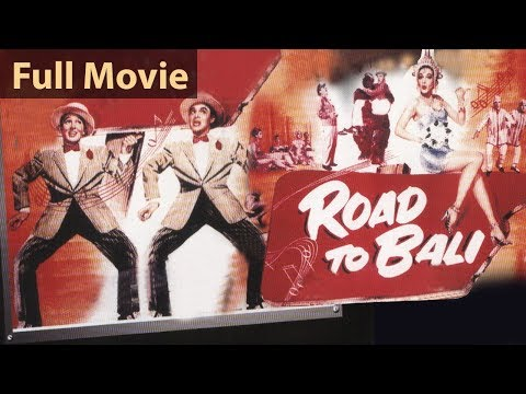 ROAD TO BALI (1952) Full English Movies | Classic Hollywood Movies | Full Comedy Movies