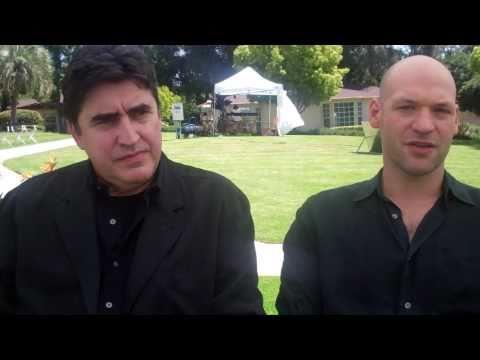 Alfred Molina & Corey Stoll talk Law & Order: LA  5911