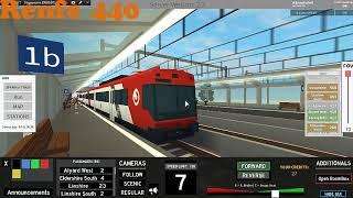 Roblox Terminal Railways tous les trains partent sans spécial (21.01.18r)