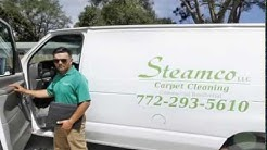 Steamco LLC | Fort Pierce, FL | Carpet Cleaning
