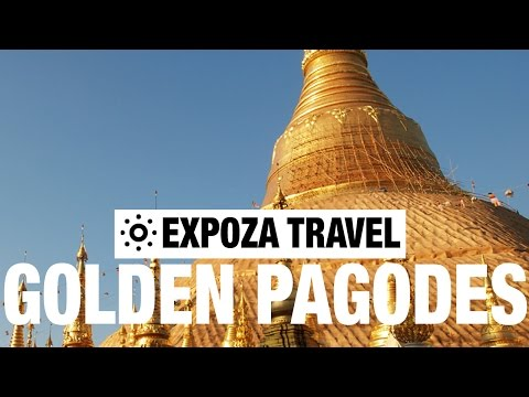 In The Land Of Golden Pagodas (Asia) Vacation Travel Video Guide