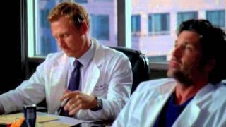 Grey's Anatomy 8x06 Boys Scene