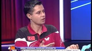 Yalova Belediyespor Sportstv'nin konuğu oldu.