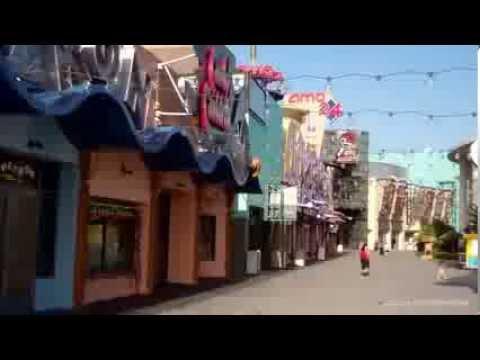 DOWNTOWN DISNEY AT WALT DISNEY WORLD COMPLETE WALK-THROUGH