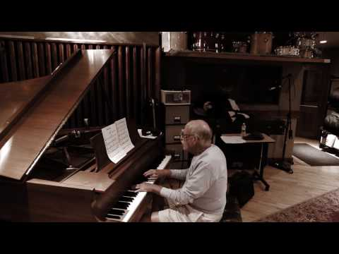 "Don Friedman recording ""Strength and Sanity"" (HD)"