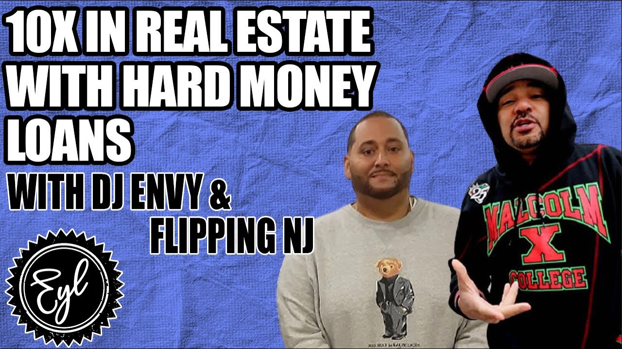 10X IN REAL ESTATE WITH HARD MONEY LOANS