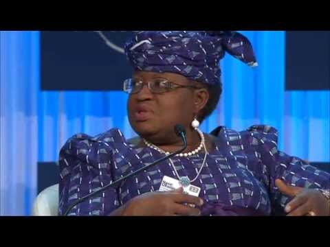 Davos 2012 - Ensuring Food Security