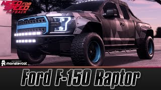 Need For Speed Payback: Ford F-150 Raptor Offroad Build | LV399 | SOUNDS LIKE AN OLD JAAAG