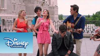 Los chicos cantan en Madrid   Violetta thumbnail