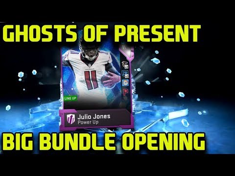 HUGE GHOST OF MADDEN PRESENT PACK OPENING | BEST CARD IN MUT HISTORY | MADDEN 19 ULTIMATE TEAM