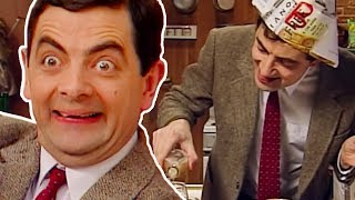 PARTY Bean  Mr Bean Full Episodes  Mr Bean Official