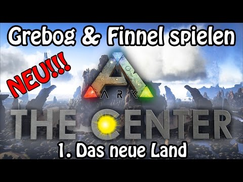 "ARK: SURVIVAL EVOLVED ֍ THE CENTER ""Das neue Land""  #001 [ger/de] [HD]"