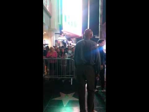 Leaving Lights Out LA Premiere