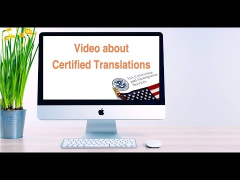 Certified Translation: How to request a birth certificate ...