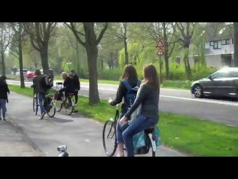 Eat, Sleep, Bike: An Expat in the Netherlands