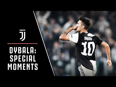 PAULO DYBALA SPECIAL MOMENTS: GOALS AND SKILLS