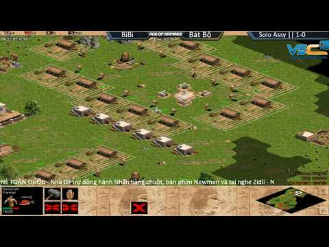 HaNoi Open 6    Solo Assyrian    BiBi vs Bát Bộ    Trận 2 (1)