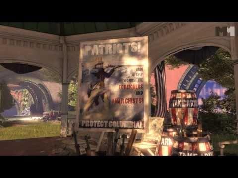 Bioshock Infinite Story (Complete Edition) All Cutscenes Game Movie 1080p HD