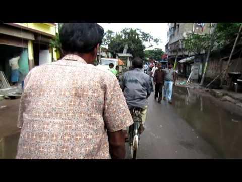 Daily life in Kolkata, India