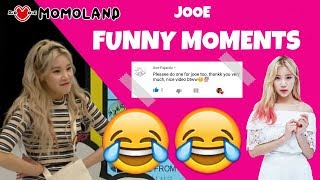 JooE (MOMOLAND) | Funny Moments