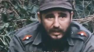Fidel Castro on Guerrilla Warfare and fighting imperialism