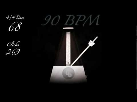 90 BPM Metronome