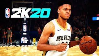 NBA 2K20 - Official MyPLAYER Builder Announcement Trailer