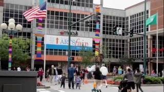 Bellevue Arts Museum ARTSfair 2011