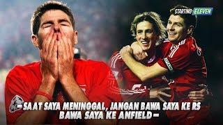 Mengapa Steven Gerrard Begitu Mencintai Liverpool Setengah Mati ?