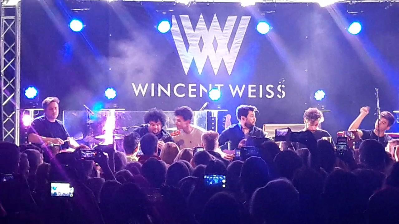 Wincent Weiss - Chöre, 80 Millionen, Holz (Frannz Club