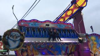 Croydon Winter Festival 2018 Vlog - Hammonds Fun Fair