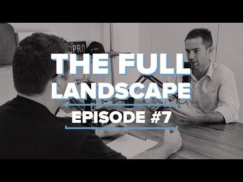 Daniel Rensburg Phillips - The Full Landscape