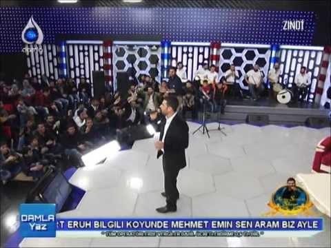 EMİN DEVRİM DAMLA TV'DE EZ KÜRDİSTANIM