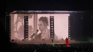 Kendrick Lamar feat. Zacari - LOVE. (The DAMN. Tour - 08/11/17)