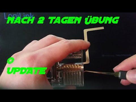 Lockpicking Tutorial für Anfänger - Update zum Einführungsvideo